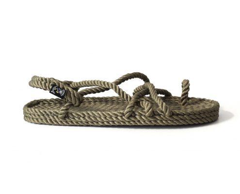 rope sandals, sandals nomadic,