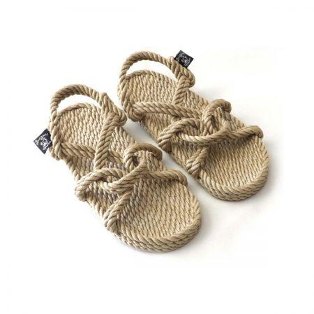 nomadic state of mind, sandales nomadic, sandales en corde, sandales vegan