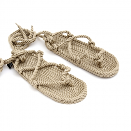 sandales, sandales en corde, sandales mountain mama, nomadic state of mind
