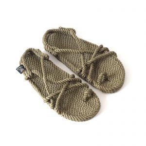 nomadic state of mind, sandales nomadic, sandales corde