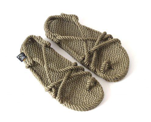 nomadic state of mind, sandales nomadic, sandales corde, rope sandales, toe joe nomadic state of mind