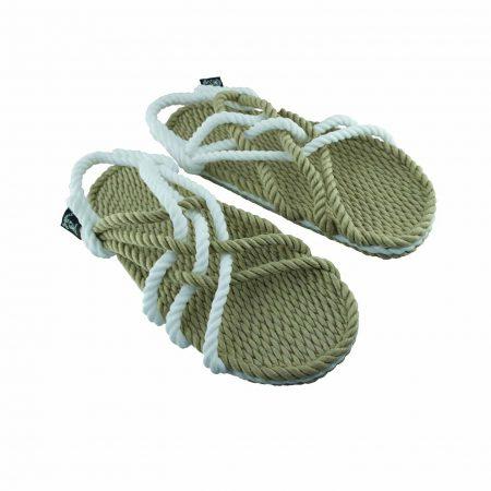 nomadic rope sandals, rope sandals, nomadic