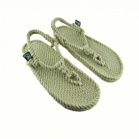 Nomadic state of mind, sandales, sandales corde, rope sandals