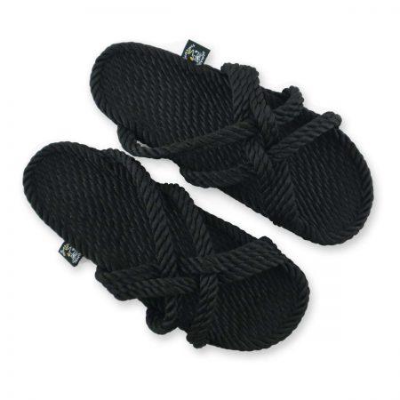 Nomadic State, Nomadic state of mind, sandales en cordes, ropes sandals, slip on sandals, Nomadic sandales, nomadic, sandali di corda, vegan sandals,nomadic state slip noir, nomadic black, nomadic
