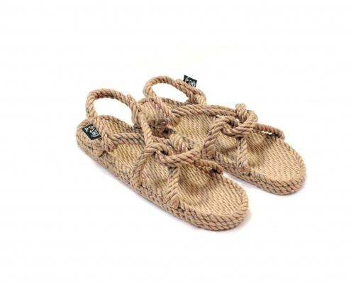 Sandales Nomadic, nomadic state of mind, sandales en corde, vegan sandales, rope sandales, nomadix, sandales mountain momma disco beige