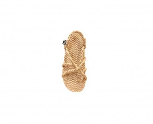 nomadic, nomadix, sandales en corde, rope sandales, sandales vegan, sandales plastique recycle