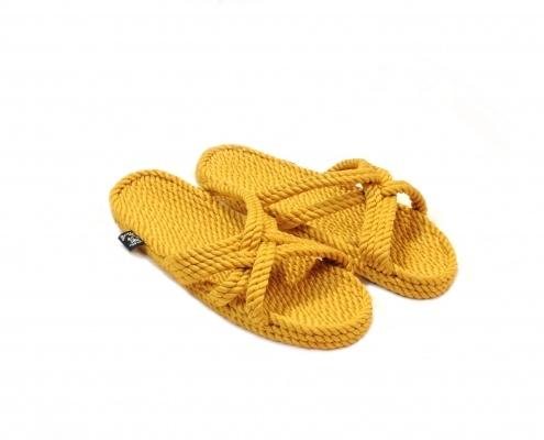 nomadic state of mind, sandales nomadic, nomadic sandals, rope sandals, sandales en corde, slip on gold, slip on nomadic